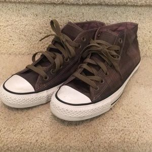 Converse Mid Rise Sneakers BNWOT